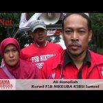 DPC FSB Nikeuba KSBSI Lahat Santuni Anak Yatim