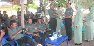 Kapten ini Ungkapkan Kesan Selama Tugas di Kodim 0114 Aceh