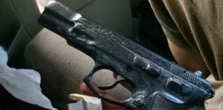 Polisi Berhasil Meringkus Seorang Pria yang Memiliki Senjata Api Tanpa Mengantongi Izin