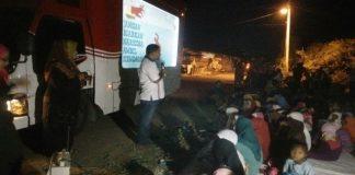 DPD IKAN Banda Aceh Beri Edukasi Bahaya Narkoba Pada Anak-anak Pemulung