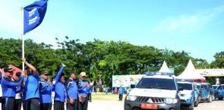 BKKBN Konvoi Kelilingi Kota Lhokseumawe