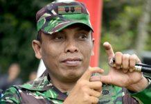 Dandim Aceh Utara : Menjadi Anggota TNI Organik Wajib Tes Narkoba