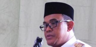 Bupati Aceh Jaya Irfan TB.