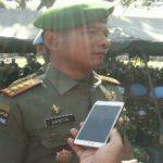 Ratusan Prajurit TNI Lumajang Diberangkatkan Ke Afrika Tengah, Jalankan Misi Kemanusiaan