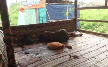 Miris, Sosok Wanita di Tanggerang Selatan Terbaring Bersimbah Darah