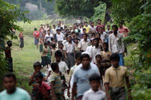 Myanmar Didesak Adili Pelaku Kekerasan Rohingya