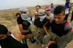 Kemekes Palestina: Tentara Israel Tewaskan 112 Orang Palestina, Cederai 18762 Sejak 30 Maret