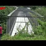 Setali Tiga Uang, Kondisi Jembatan Pangi I Sama Dengan Pangi II