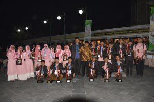 Pandeglang Kota Santri Harus Puas Di Posisi 4 MTQ XV Banten