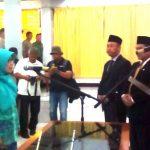 PAW Fraksi PPP, Hj. Nurhayati Gantikan H. Djaja Sudarja (alm)