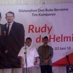 Paslon No.Urut 1 Rudi Gunawan Dan Helmi Budiman Besok Gelar Kampanye Terbuka di Lapangan Kerkof