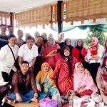 Gelaran Halal Bihalal Bersama Baraya Raden Marlan Dalam Rangka Idul Fitri
