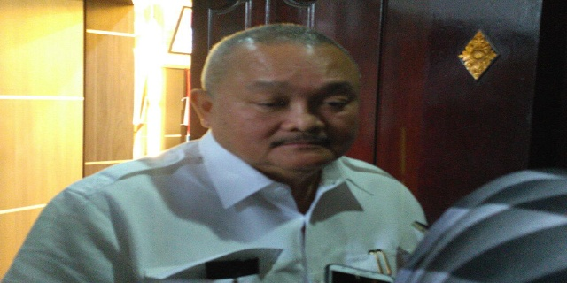 Gubernur Sumatera Selatan H. Alex Noerdin
