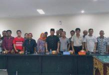 Pedagang Pasar Cinde datangi DPRD Kota Palembang, ini jawaban ketua DPRD Kota