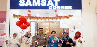 Kantor Samsat UPTB II Palembang