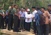 Danrem 044 Gapo Bantu Penyelesaian Konflik Pengairan Di Desa Sumber Rejo