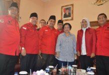 Kunjungan Mega ke Palembang Siapkan Benteng Muda Sumsel untuk Menang Pilkada 2018