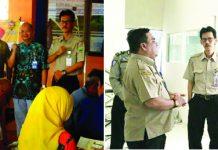 Taufik Adnan Tinjau Pelayanan Kantor Samsat II Palembang