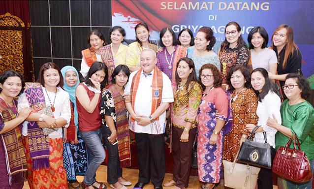 Masyarakat Suku Batak Karo Sumsel Siap Sukseskan Asian Games 2018 dan Pilkada Serentak 2018