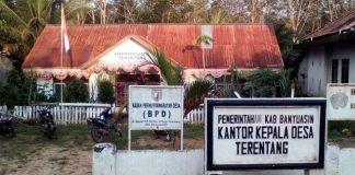 Kantor Desa Terentang