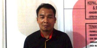 Ketua Panwascam Banyuasin III, Redi Azuan