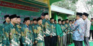 Pengurus Cabang NU Kabupaten Musi Banyuasin Resmi Dilantik