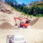 Hanya Satu Dari Lima Galian Yang Miliki Izin,  BLHKP Aceh Tengah hanya berikan teguran