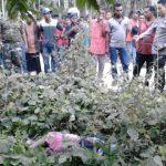Jasad Nenek Rubiah ditemukan Warga di Pinggir Jalan Langkahan