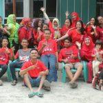 Semarak 17 Agustus di Komplex Golden Sako Palembang