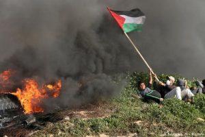 4 Warga Palestina Meninggal Saat Protes di Jalur Gaza