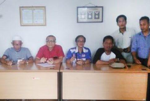 Afdhal Azmi Jambak  Resmi  Jadi Ketua Forwata Sumsel