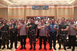 Politik Dan Netralitas Prajurit TNI-Polri, Ini Pesan Panglima TNI Dan Kapolri