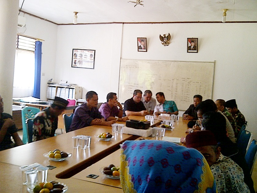 FORMAT Desak PTPN7 Krawo dan PT Hamita Realisasikan Tuntutan Warga