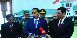 Presiden Jokowi Hadiri Arab Islamic-American Summit