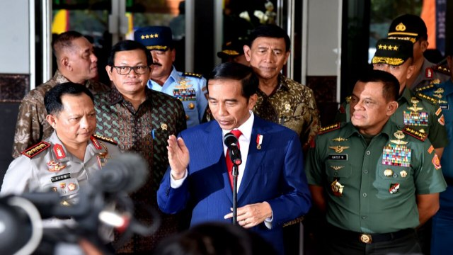 Presiden: Jadilah Perwira Yang Dicintai Seluruh Rakyat Indonesia