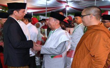 Presiden Hadiri halalbihalal Kebangsaan PWNU Jawa Tengah