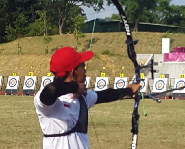 Pemanah Aceh Lolos Babak Kualifikasi Kejuaraan Dunia Summer Universade ke 29 di China Taipe