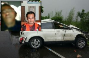 Kecelakaan Naas Tol Padaleunyi, Anggota Tim Pemenangan Bupati Garut Ikut Jadi Korban
