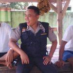 Polisi Di Pandeglang Ke Pelosok -Pelosok Untuk Kalimaya