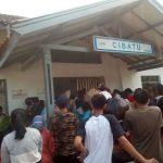 PT. KAI Bantah Percaloan di Stasiun Cibatu