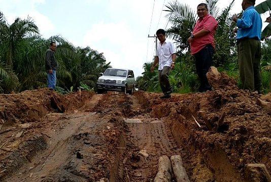 34 Desa Terisolir Di Pulau Rimau Dikunjungi Tim Nawacita