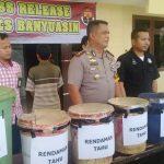Pedagang Tahu Di Seterio Terancam Lima Tahun Penjara