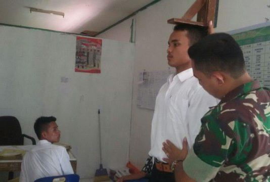 Ajenrem Lhokseumawe Terima Pendaftaran TNI-AD