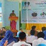 Ikatan Guru Indonesia Aceh Jaya Gelar Workshop Sagu Saku