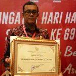 Aceh Jaya Terima Penganugerahan Kabupaten/Kota Peduli HAM