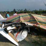 Pesawat Pribadi Gubernur Aceh Mendarat Darurat di Pesisir Pantai