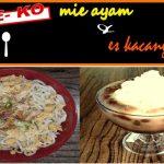 Mie Ayam dan Es Kacang One-KO di Jalan Enim Punya Cita Rasa Beda