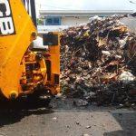 Sampah Menumpuk,  Wawako Palembang Warning Kepala Pasar 10 Ulu