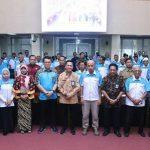 Ratu Dewa Berharap KPSPB Berikan Solusi Konkrit Terhadap Permasalahan Sungai di Palembang