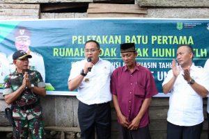 255 Keluarga Miskin di Muba Bakal dapat RSRTLH